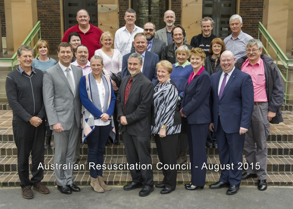 ARC Council August 2015