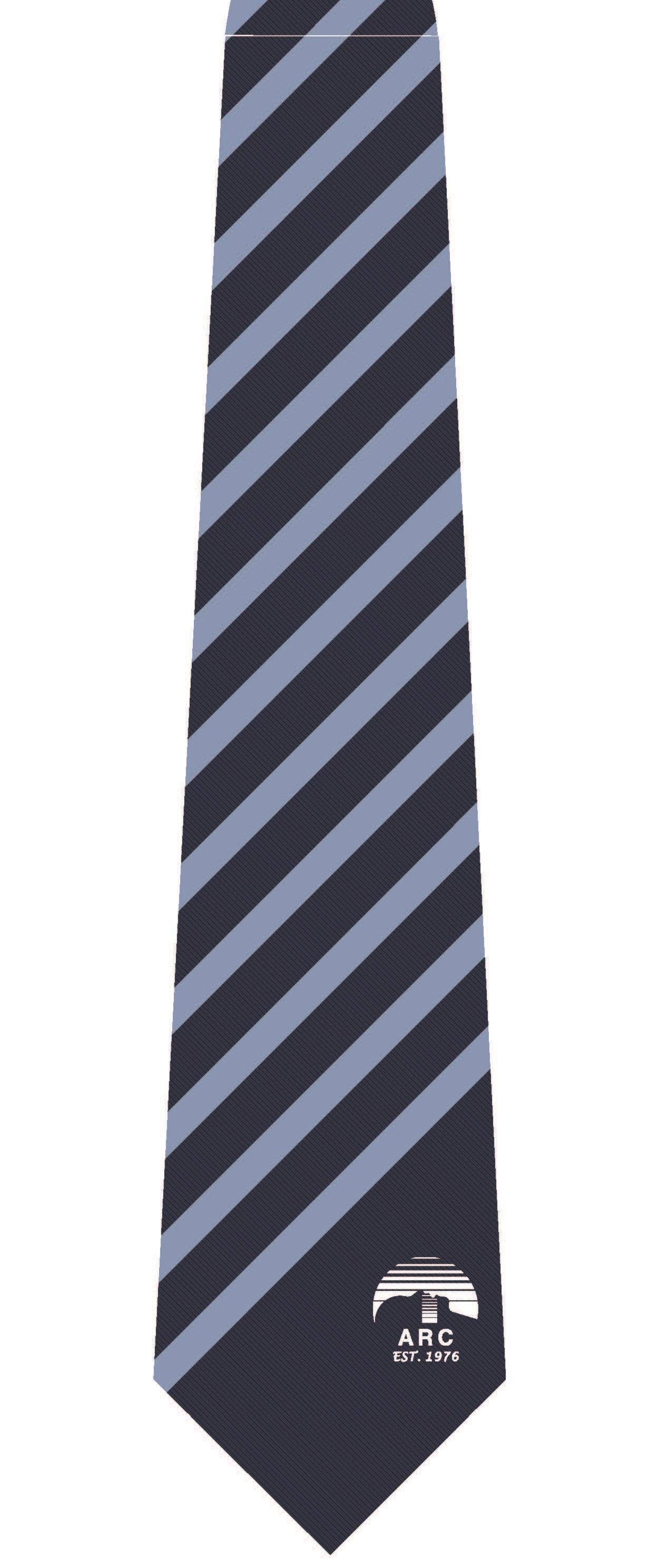 ARC Silk Tie