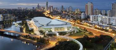 Gold Coast Convention and Exhibition Centre, Qld Australia